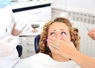 А вы боитесь лечить зубы?